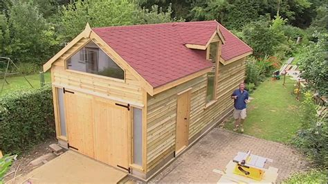 design and build your own home uk tommy s ultimate workshop quot introduction quot youtube