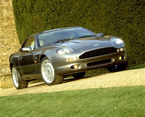 1994 Aston Martin Db7 by 1994 2003 Aston Martin Db7 Supercars Net