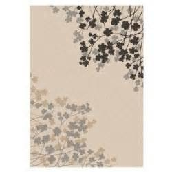 Target Area Rugs 5x8 Home Blossoms Area Rug Cream Gray 5x8 Target Polyvore