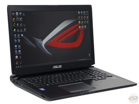 Notebook Asus Rog G750jz T4180h asus rog g750jz laptop review and testing page 1 gecid