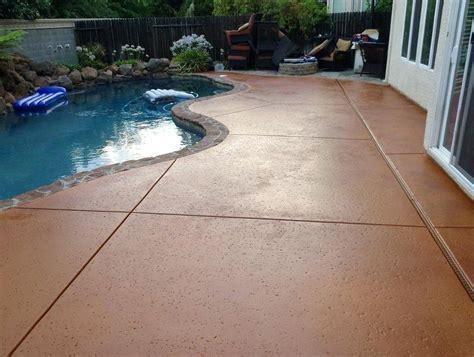 kool deck colors concrete pool deck paint home depot thehrtechnologist