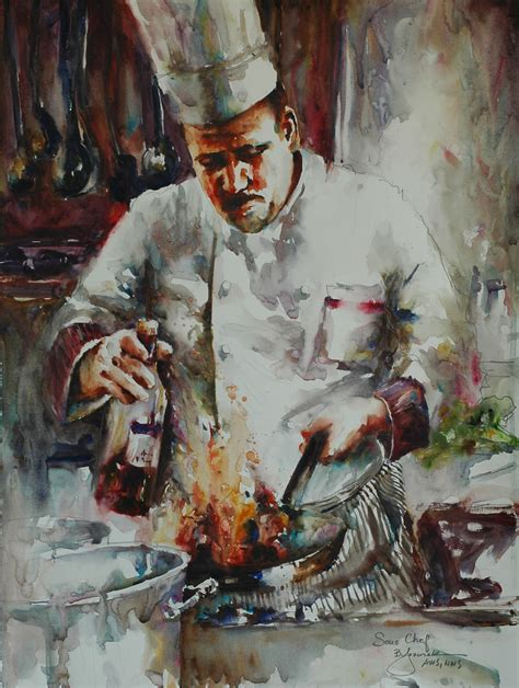 painting cooking bev jozwiak cole gallery an artist s point of view