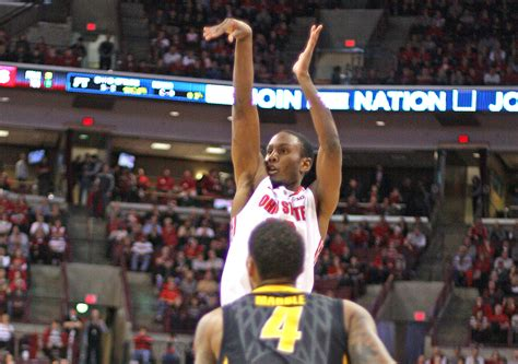 ohio state bench ohio state bench sam thompson embracing new role off the