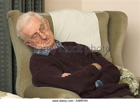 Havana Armchair Old Man Sleeping Chair Stock Photos Amp Old Man Sleeping