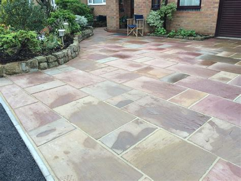 natural stone driveway natural stone driveway driveways in bury patterned