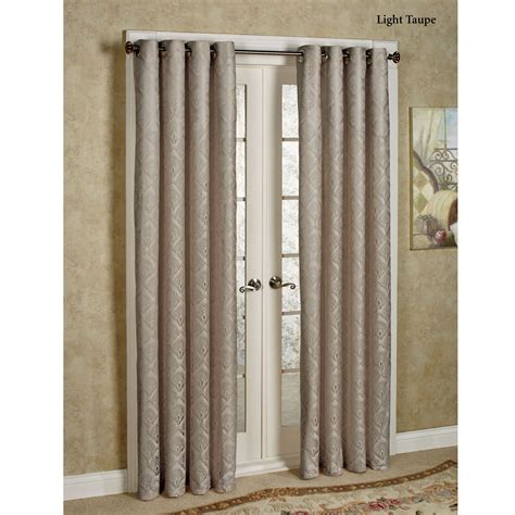 insulating curtains anna thermalace tm insulated grommet curtains