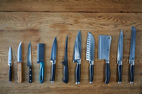 guide to kitchen knives the kitchen knife guide part one oliver