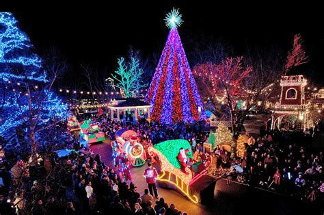 christmas new years vacation packages branson ticket