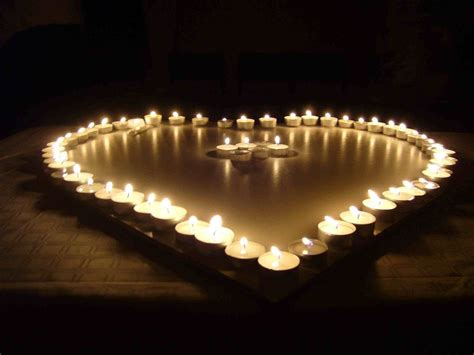romantic bedroom with candles with candle lights working overtime mean she is