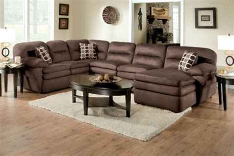 shiloh sectional sofa shiloh 3 piece microfiber sectional at gardner white