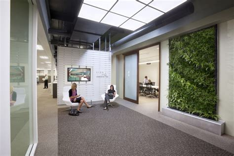 Interior Ceiling Designs For Home Architecture Firm Offices Lpa S Sustainable Office