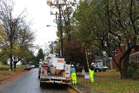 dominion virginia power street light outage gradual return to normalcy following sandy wtop