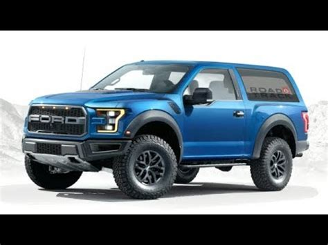 Pictures Of The 2020 Ford Bronco by New Ford Bronco 2020 Ford Bronco Exterior And Interior