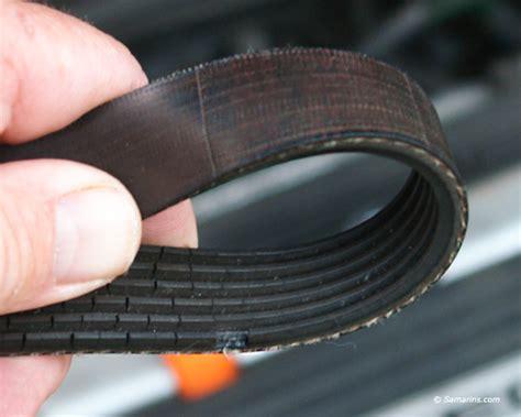 mazda 6 cambelt change intervals serpentine belt automotive illustrated glossary