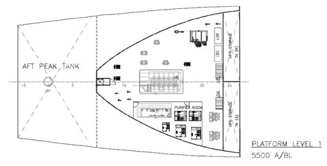 Ship Engine Room Layout Design by Learn Ship Design Bulk Carriers A Detailed Synopsis