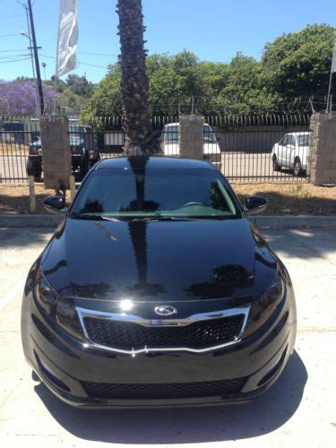 purchase   kia optima lx fully custom thousands invested ark suspension