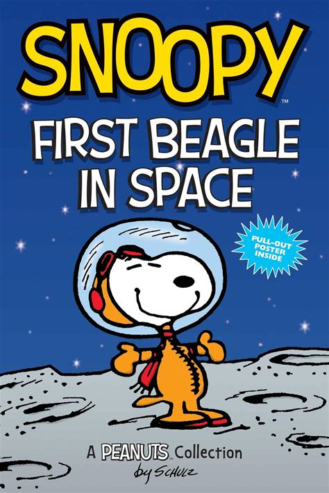 snoopy  beagle  space starburst magazine