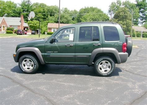 jeep liberty  informations articles
