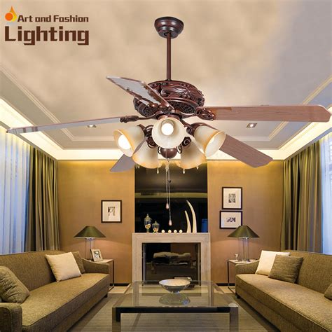 Ceiling Fans For Living Room Sale Ceiling Fan Lights Popular Modern Ceiling Fan L Living Room Bedroom Dining Room Led