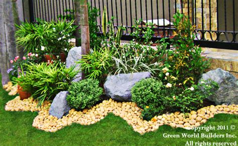 Home Landscape Design Philippines by Green World Builders Inc Landscaping Philippines