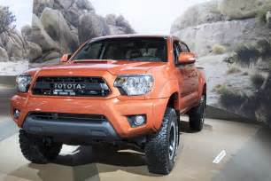 Toyota Tacoma 2016 Pictures 2016 Tacoma Ready For Its Closeup And Up