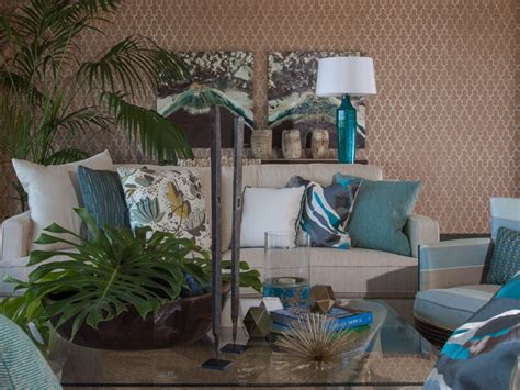 living room chic bright turquoise with seville rug decor