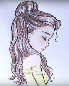 drawing ideas drawing skills pinterest girls mermaid hair art print ariana grande girls and fan art