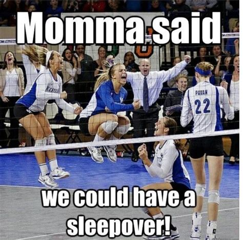 Funny Volleyball Memes - volleyball girls funny memes pictures to pin on pinterest