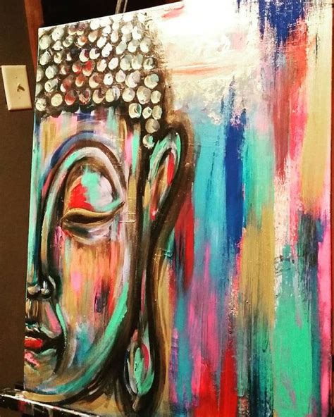 Best 25 Buddha Painting Ideas Best 25 Buddha Canvas Ideas On Buddha