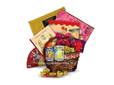 Metro Snow White Snow With Ginseng 60g cny basket wb 21 silverbells florist her