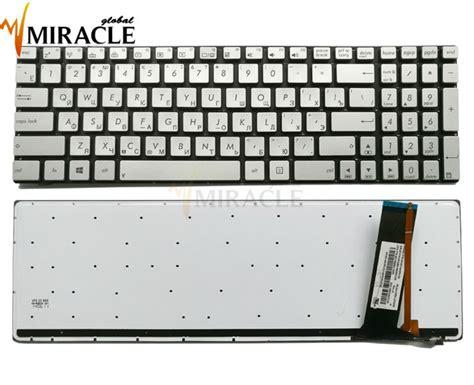 Promo Keyboard Laptop Asus Keyboard Asus N10 Us White Murah aliexpress buy laptop keyboard for asus n56 n56v u500vz n76 r500v r505 n550 n750 q550 ru