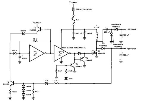 free inverter circuit diagram switching inverter for 12v systems circuit diagram