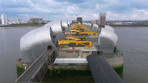 thames barrier open day visit greenwich