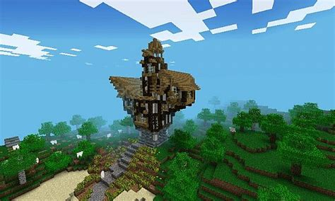 minecraft house inspiration nice small house designs