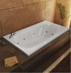 Spa Tub Atlantis Polaris Whirlpool Air Soaking Bathtub