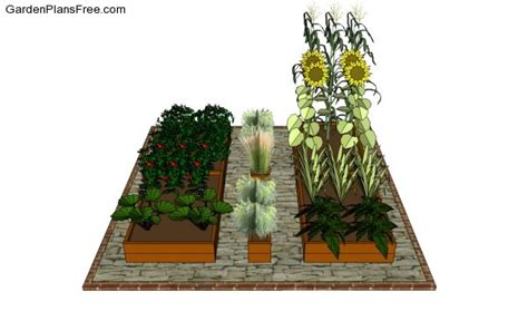 free vegetable garden plans free garden plans how to