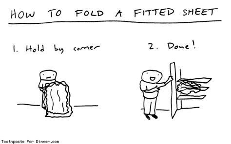how to fold a fitted bed sheet 1000 images about off topic humor on pinterest