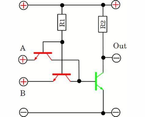 ttl transistor driver logic gates homofaciens