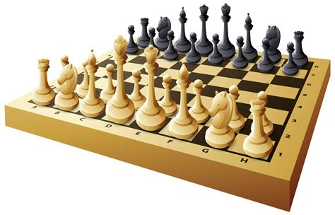 Chess Set Pieces chessboard png clipart best web clipart