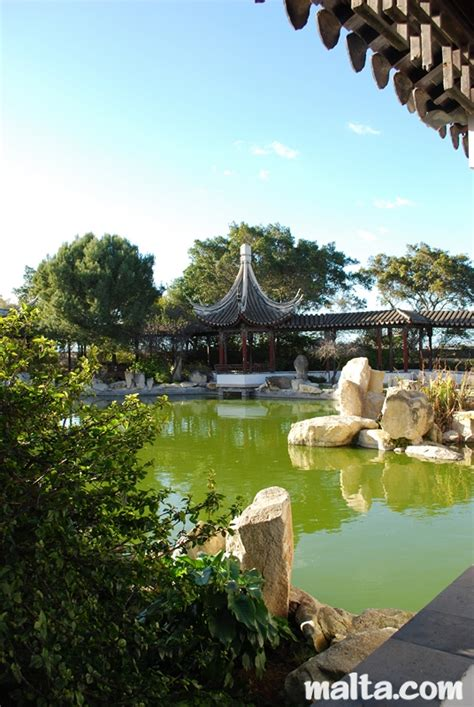 garden of serenity santa lucija malta