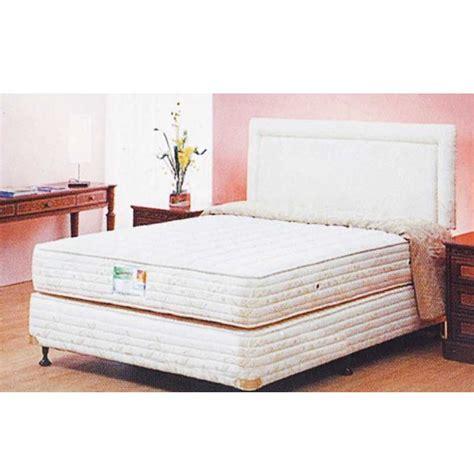 Bed Guhdo Standard 120 X 200 Prospine Set jual guhdo standard prospine set springbed set