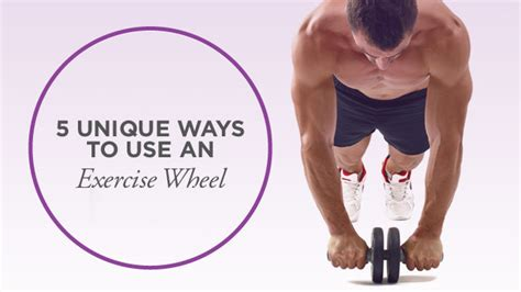 exercise wheel    effectively