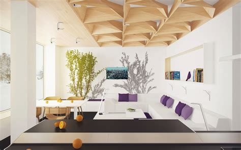 design inside of home blur the boundaries with inside outside living style