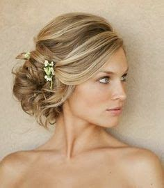 front poof hairstyles braid updo in front bridesmaids idea wedding coifs