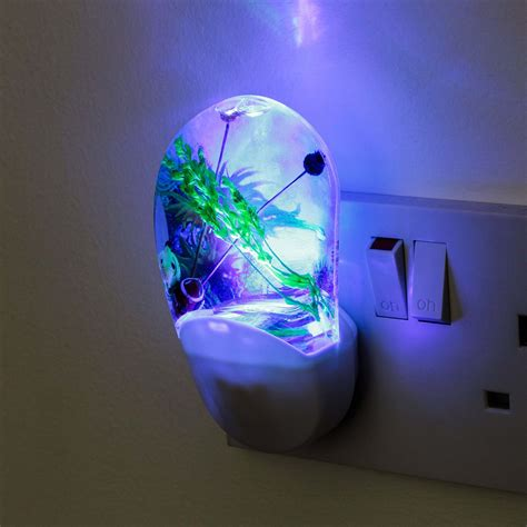 kids night light l plug in night light soft blue with long life leds