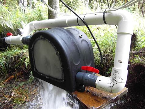powersprout pelton water turbine wind and solar power