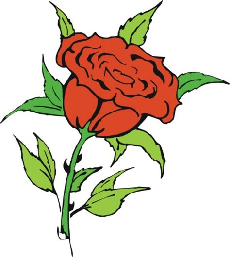 cartoon rose wallpaper cartoon pictures of roses cliparts co