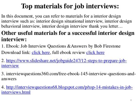 design pattern interview questions and answers pdf 88 interior designer job requirements sle
