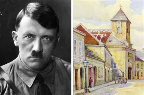 was hitler a house painter paintings by nazi leader adolf hitler to fetch 163 30 000 at