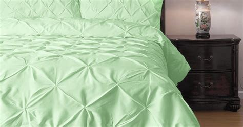 alive breezy cool mint colored bedding  comforter sets